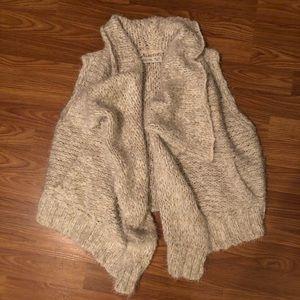 Abercrombie & Fitch Cozy Knit Vest